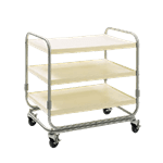 Delfield UC-3SS Utility Cart