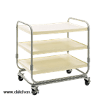 Delfield UC-2 Utility Cart