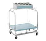 Delfield UTS-1 Tray & Silver Cart