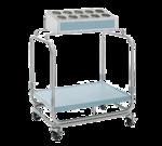 Delfield UTS-1SS Tray & Silver Cart