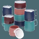 Dinex DX119750 Classic Stackable Mug