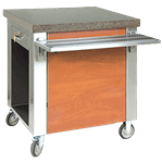 Dinex DXDCS DineXpress™ Cashier Stand without drawer