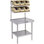 Dinex DXICTABLESS Mini Starter WorkStation