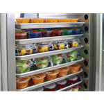 Dinex DXIRAC15EF Air Curtain Refrigerator