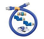 Dormont Manufacturing 16100BPQ2SR48BX Dormont Blue Hose™ Moveable Gas Connector Hose