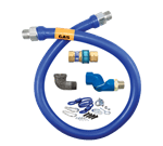 Dormont Manufacturing 16100BPQSR36BX Dormont Blue Hose™ Moveable Gas Connector Hose