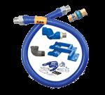 Dormont Manufacturing 16100BPQSR36BXPS Dormont Blue Hose™ Moveable Gas Connector Hose