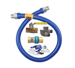 Dormont Manufacturing 16100KIT24 Dormont Blue Hose™ Moveable Gas Connector Kit