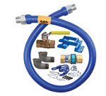 Dormont Manufacturing 16100KIT24PS Dormont Blue Hose™ Moveable Gas Connector Kit