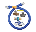 Dormont Manufacturing 16100KIT72 Dormont Blue Hose™ Moveable Gas Connector Kit