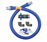 Dormont Manufacturing 16100KITCF36 Dormont Blue Hose™ Moveable Gas Connector Kit