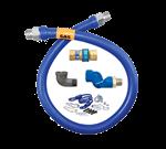 Dormont Manufacturing 16125BPQSR72 Dormont Blue Hose™ Moveable Gas Connector Hose