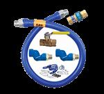 Dormont Manufacturing 16125KIT2S24 Dormont Blue Hose™ Moveable Gas Connector Kit