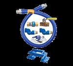 Dormont Manufacturing 16125KIT2S24PS Dormont Blue Hose™ Moveable Gas Connector Kit