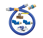 Dormont Manufacturing 16125KIT2S48 Dormont Blue Hose™ Moveable Gas Connector Kit