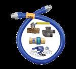 Dormont Manufacturing 16125KIT48 Dormont Blue Hose™ Moveable Gas Connector Kit