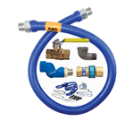Dormont Manufacturing 16125KITS24 Dormont Blue Hose™ Moveable Gas Connector Kit