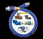 Dormont Manufacturing 16125KITS48 Dormont Blue Hose™ Moveable Gas Connector Kit