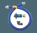Dormont Manufacturing 1650BPCF24 Dormont Blue Hose™ Moveable Gas Connector Hose