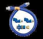 Dormont Manufacturing 1650BPCF2S60 Dormont Blue Hose™ Moveable Gas Connector Hose