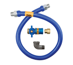Dormont Manufacturing 1650BPCF48 Dormont Blue Hose™ Moveable Gas Connector Hose