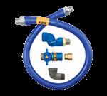 Dormont Manufacturing 1650BPCFS48 Dormont Blue Hose™ Moveable Gas Connector Hose