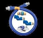 Dormont Manufacturing 1650BPQ2SR48 Dormont Blue Hose™ Moveable Gas Connector Hose