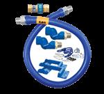 Dormont Manufacturing 1650BPQ2SR60PS Dormont Blue Hose™ Moveable Gas Connector Hose