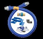 Dormont Manufacturing 1650BPQR48BXPS Dormont Blue Hose™ Moveable Gas Connector