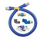 Dormont Manufacturing 1650BPQSR24 Dormont Blue Hose™ Moveable Gas Connector Hose