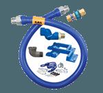 Dormont Manufacturing 1650BPQSR48PS Dormont Blue Hose™ Moveable Gas Connector Hose