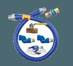 Dormont Manufacturing 1650KIT2S48 Dormont Blue Hose™ Moveable Gas Connector Kit