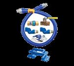 Dormont Manufacturing 1650KIT2S60PS Dormont Blue Hose™ Moveable Gas Connector Kit