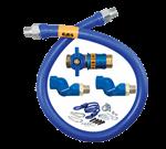 Dormont Manufacturing 1650KITCF2S60 Dormont Blue Hose™ Moveable Gas Connector Kit