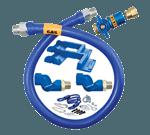 Dormont Manufacturing 1650KITCF2S60PS Dormont Blue Hose™ Moveable Gas Connector Kit