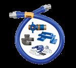 Dormont Manufacturing 1650KITCF36PS Dormont Blue Hose™ Moveable Gas Connector Kit