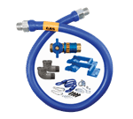 Dormont Manufacturing 1650KITCF48PS Dormont Blue Hose™ Moveable Gas Connector Kit