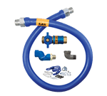 Dormont Manufacturing 1650KITCFS24 Dormont Blue Hose™ Moveable Gas Connector Kit