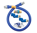 Dormont Manufacturing 1675BPQ2SR48BX Dormont Blue Hose™ Moveable Gas Connector Hose