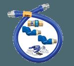 Dormont Manufacturing 1675BPQ2SR60 Dormont Blue Hose™ Moveable Gas Connector Hose