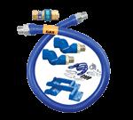 Dormont Manufacturing 1675BPQ2SR72PS Dormont Blue Hose™ Moveable Gas Connector Hose