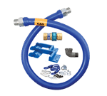Dormont Manufacturing 1675BPQR48BXPS Dormont Blue Hose™ Moveable Gas Connector