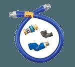 Dormont Manufacturing 1675BPQS48BX Dormont Blue Hose™ Moveable Gas Connector Hose