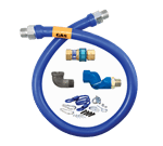 Dormont Manufacturing 1675BPQSR24 Dormont Blue Hose™ Moveable Gas Connector Hose