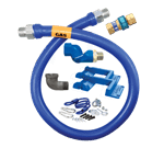 Dormont Manufacturing 1675BPQSR48BXPS Dormont Blue Hose™ Moveable Gas Connector Hose