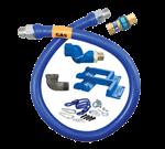 Dormont Manufacturing 1675BPQSR48PS Dormont Blue Hose™ Moveable Gas Connector Hose