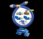 Dormont Manufacturing 1675KIT2S60PS Dormont Blue Hose™ Moveable Gas Connector Kit