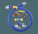 Dormont Manufacturing 1675KIT48 Dormont Blue Hose™ Moveable Gas Connector Kit