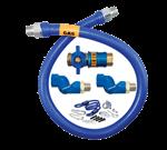 Dormont Manufacturing 1675KITCF2S48 Dormont Blue Hose™ Moveable Gas Connector Kit