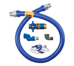 Dormont Manufacturing 1675KITCFS48 Dormont Blue Hose™ Moveable Gas Connector Kit
